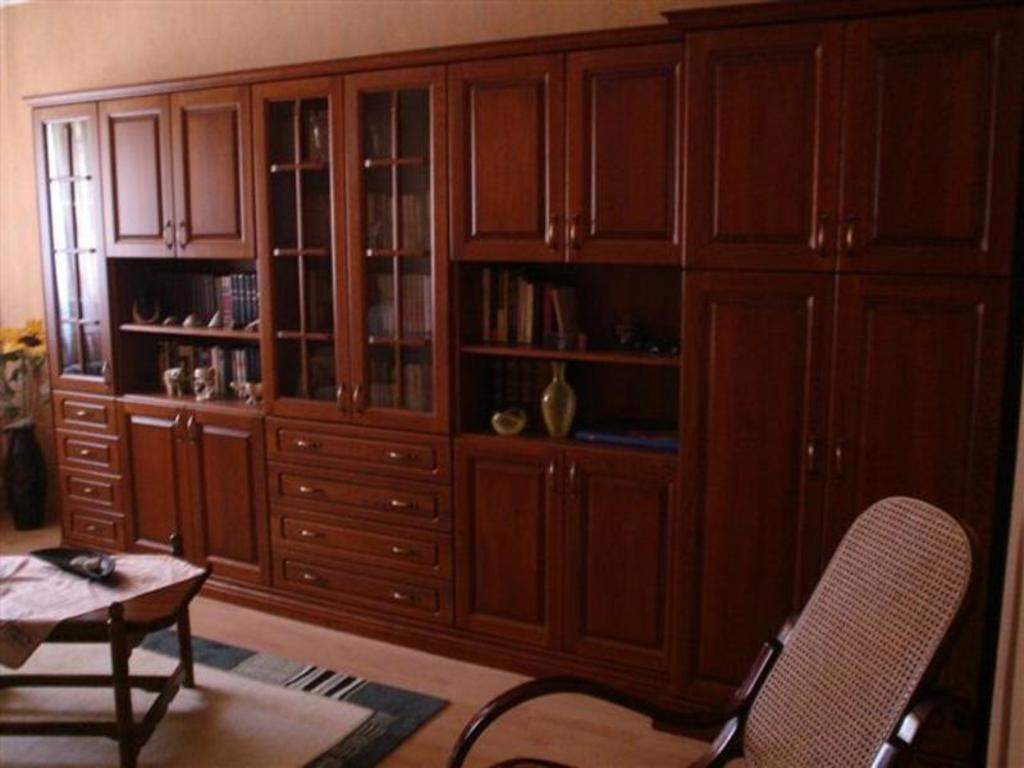 Nappali szoba bútorok - Fehérfa